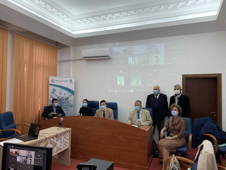 Consiliul Consultativ SUERD pledează pentru Creșterea Albastră în România
