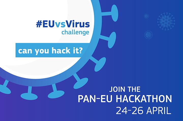 """Universitatea Spiru Haret, prin USH Pro Business, participant activ și ambasador al combaterii pandemiei prin evenimentul """"EU vs Virus Hackathon"""""""