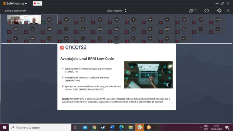 Wallachia eHub promovează soluțiile de automatizare inteligentă a proceselor manageriale