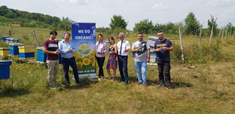 Comuna Apicola Bârnova – loc de unificare a mișcării clusterelor bio din România