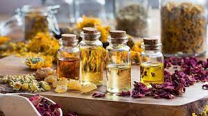ORGANIC OILS PRODUCTS