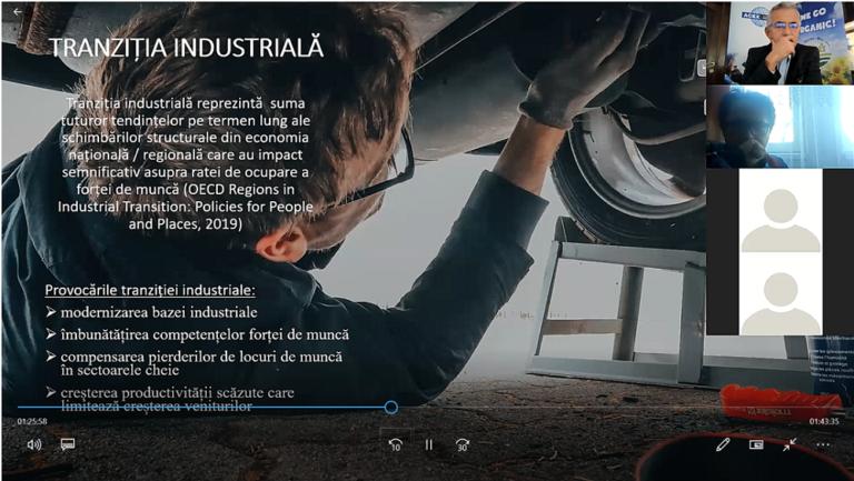 Wallachia eHub partener al Ministerului Economiei în fundamentarea dimensiunii de digitalizare a tranziției industriale în regiunea Sud-Muntenia