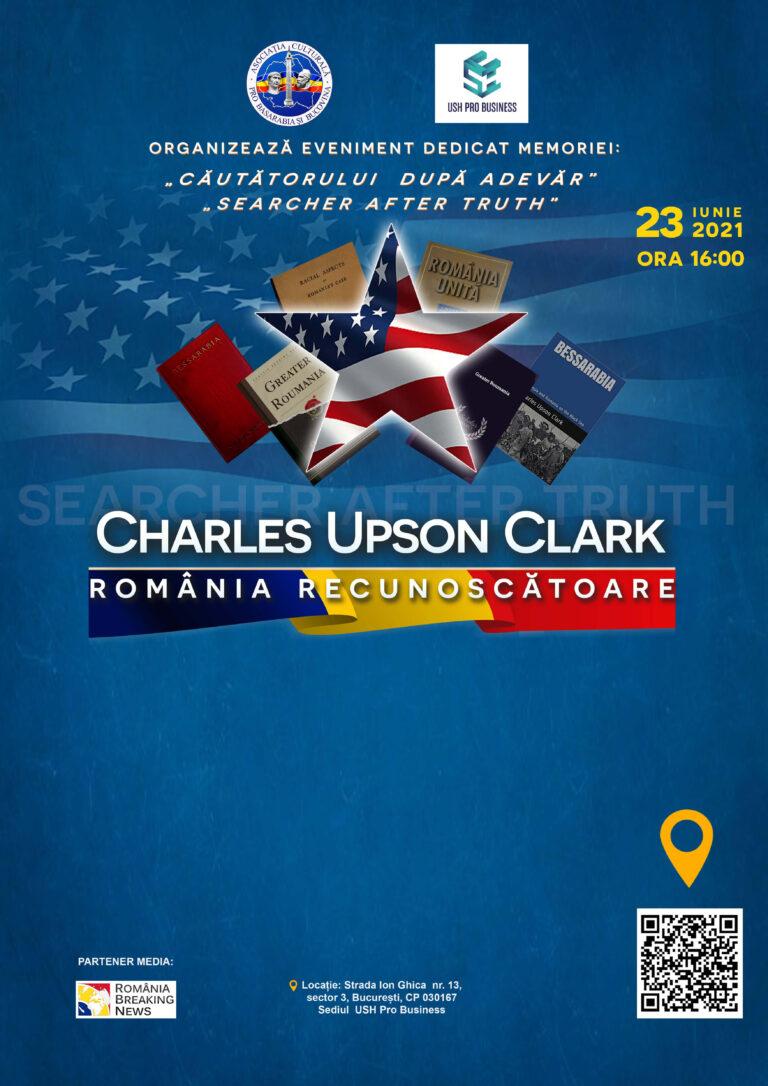 In memoriam Charles Upson Clark