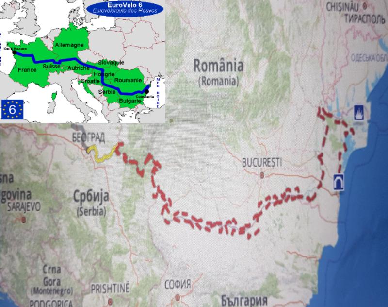 EuroVelo: ROMÂNIA ȘI BULGARIA DORESC SĂ RECUPEREZE DECALAJUL FAŢĂ DE CELELALTE STATE DUNĂRENE PRIVIND CORIDORUL VERDE PE DUNĂRE – 2 iulie 2020