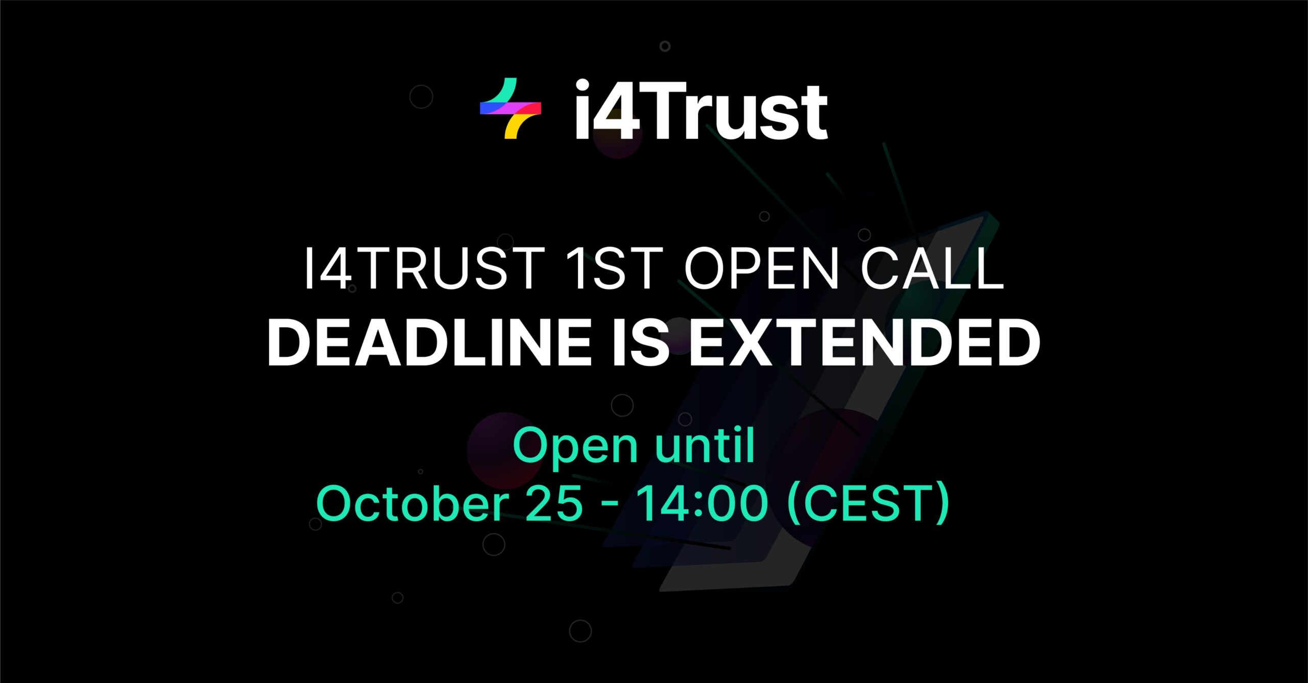 i4Trust Open Call