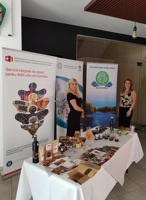 USH Pro Business susține promovarea produselor ecologice și a clusterelor în domeniu la Premium Wellness Institute