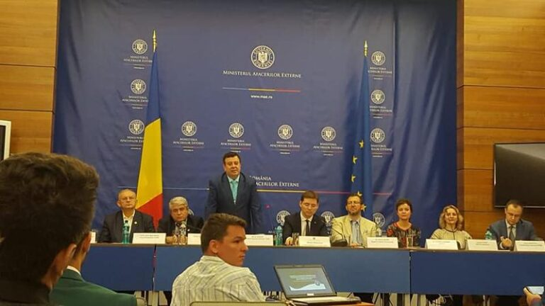 USH Pro Business promotor marcant și activ al Strategiei UE pentru Regiunea Dunării (SUERD)