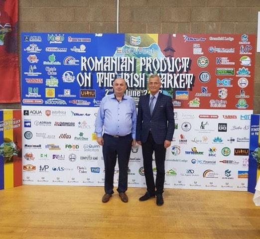 USH Pro Business prin centrele sale de afaceri de export și de transfer tehnologic susține inovarea și internaționalizarea firmelor românești pe piața irlandeza