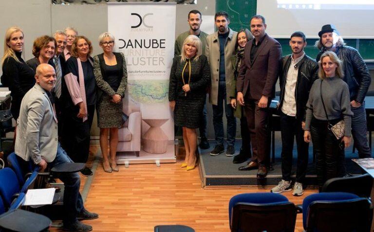 """Danube Furniture Cluster susține și promovează tinerele talente prin lansarea concursului """"Danube Young Designers Award 2019"""""""