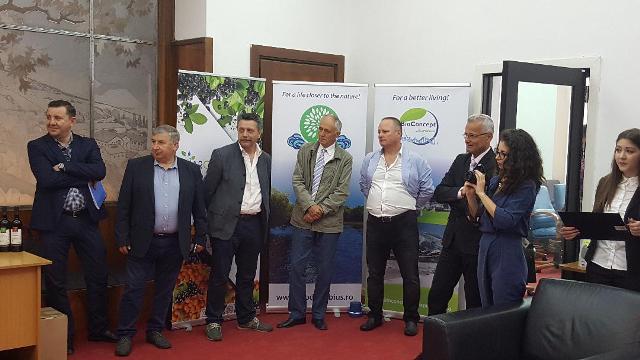 Universitatea Spiru Haret prin centrul USH Pro Business contribuie la creșterea competitivității sectorului agriculturii ecologice