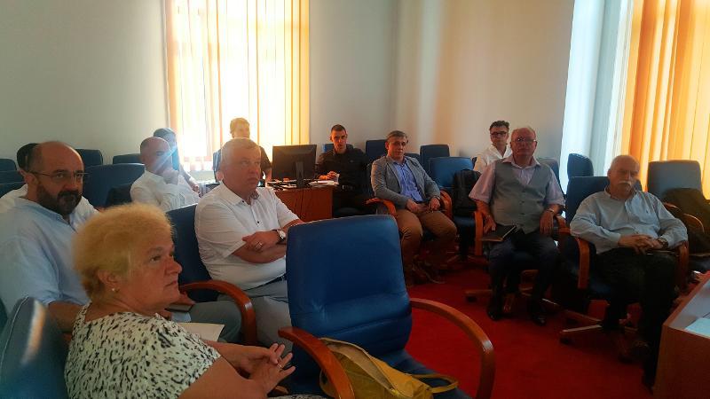 Inițiativa DUC- formarea alianței Dual Use Cluster