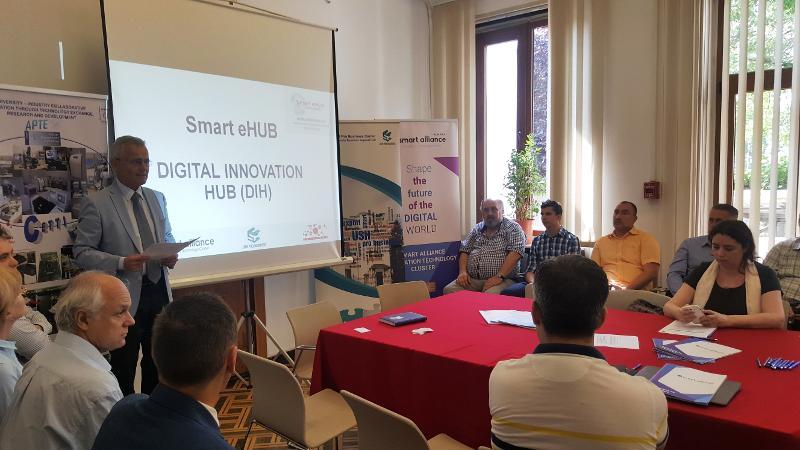 Smart eHub contribuie la transformarea digitală a regiunilor București-Ilfov și Sud Muntenia
