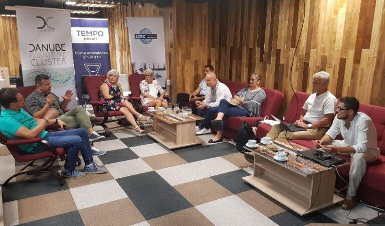 """""""Danube Furniture Cluster"""" își dezvoltă capacitatea de acțiune pe piață"""
