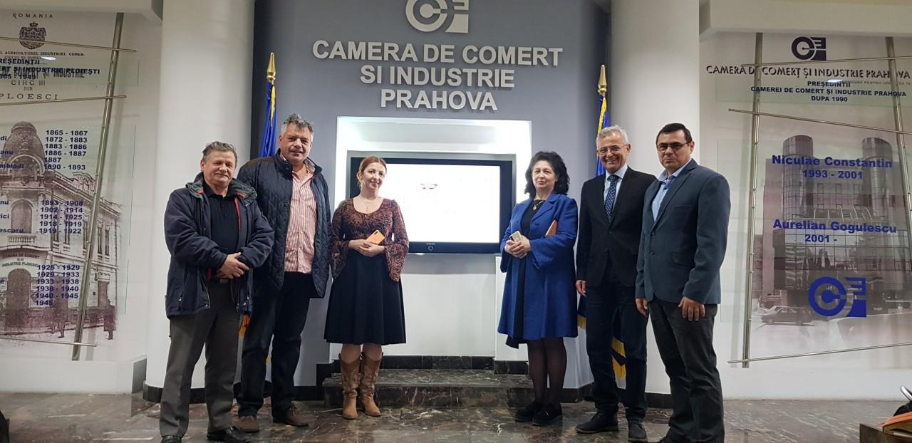 Wallachia eHub, un parteneriat strategic pentru transformare digitală, specializare inteligentă și bunăstare in regiunea Sud Muntenia
