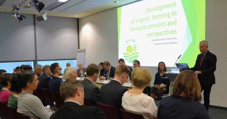 România anunţă la Biofach Nürnberg pregătirea primului standard privat al agriculturii ecologice sustenabile în arealul Deltei Dunării