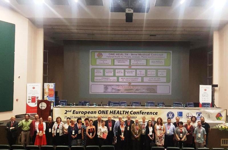 Mișcarea mondială One Health prezentă în România la nivel academic de prim rang