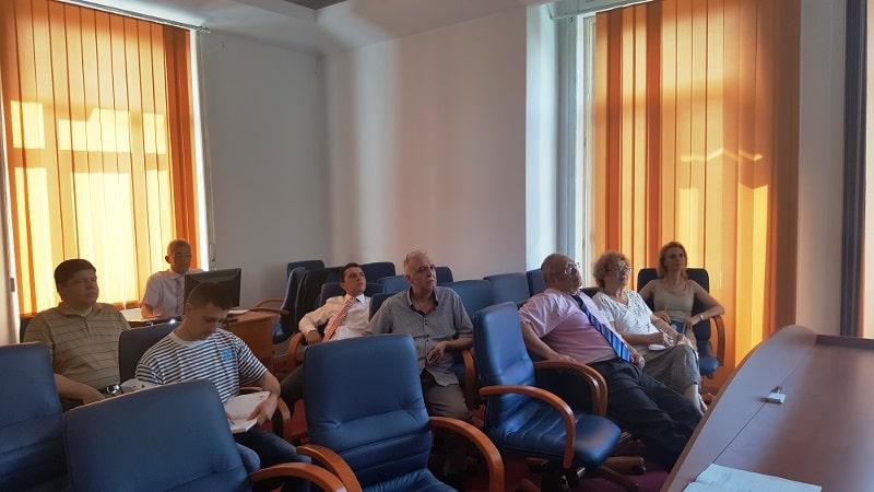 """Seminar """" Oportunități și soluții de finanțare a afacerilor în domeniul sănătății umane""""/ 27 iunie 2016"""