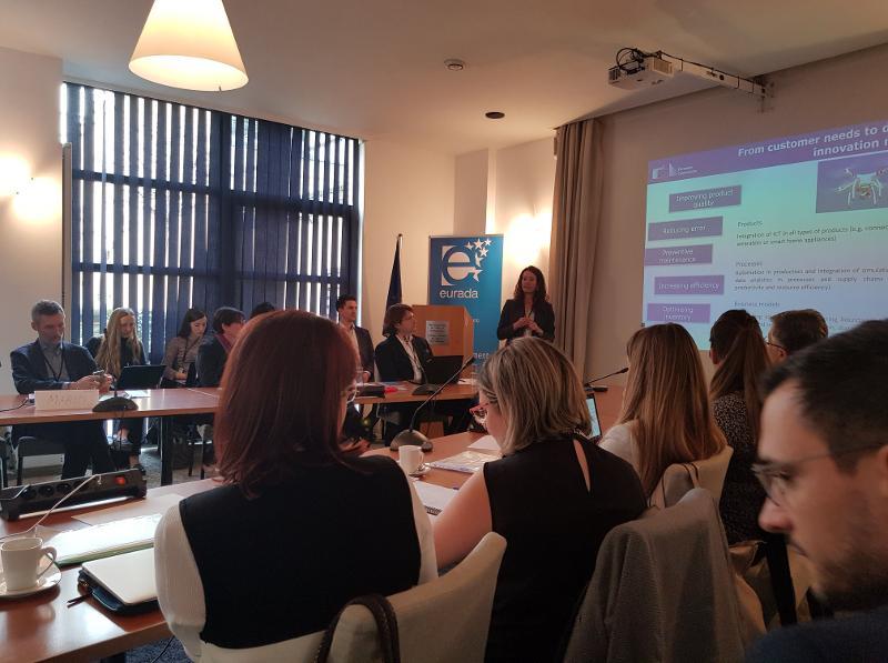Primul Centru de Inovare Digitală din regiunile București–Ilfov și Sud–Muntenia pleacă la drum
