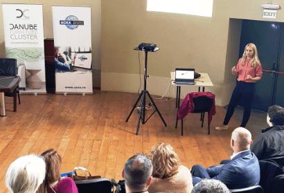 """""""Danube Furniture Cluster"""" vizează inovarea, internaționalizarea și atragerea de noi membrii"""