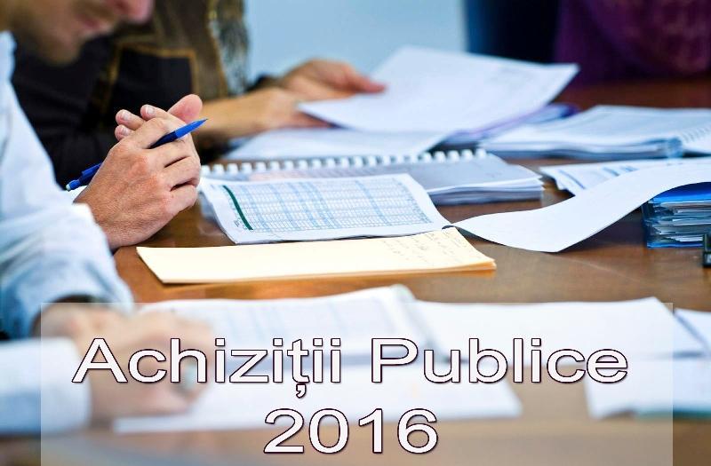 """Curs """"LEGISLATIA ACHIZITIILOR PUBLICE IN ROMANIA – IMPLEMENAREA NOILOR DIRECTIVE ALE UNIUNII EUROPENE"""" – 26,27,28 Septembrie 2016 –"""